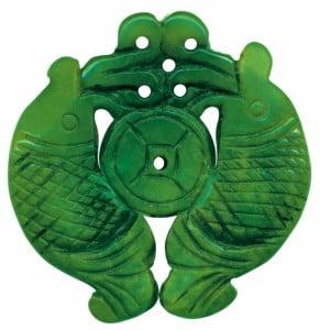 Grön Jade - Hälsosymbol - Jadepoints