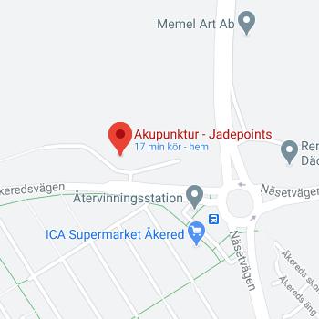 Karta till Jadepoints